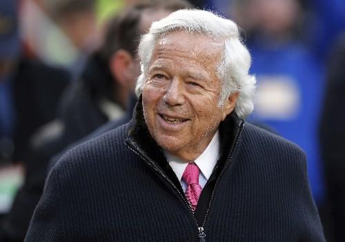 Patriots owner Kraft offered plea deal in prostitution case