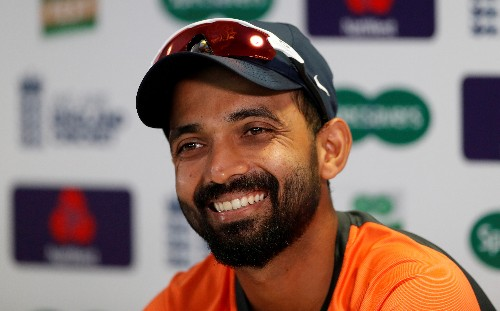 Cricket: Rajasthan Royals reappoint Rahane as captain for remainder of IPL season
