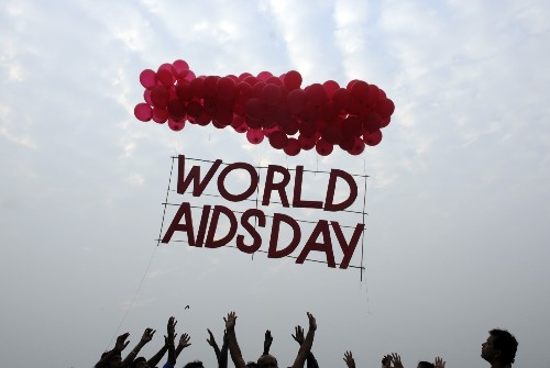 World AIDS Day: Pictures