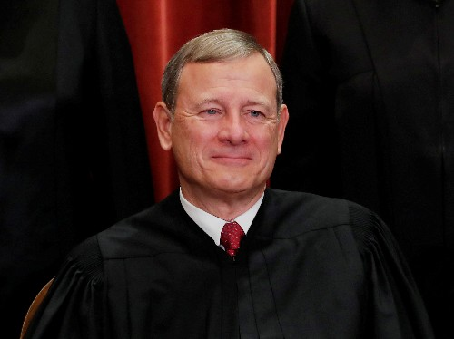 U.S. Supreme Court not politicized, says Chief Justice Roberts
