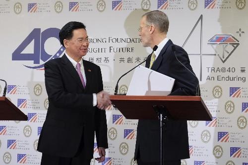 Taiwan, US plan new talks this year in rebuke to Beijing