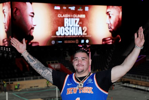 Boxing: I will die trying to defend my title against Joshua, says Ruiz Jr