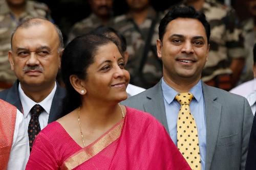 Finance Minister Nirmala Sitharaman seeks antitrust whip on global firms abusing dominance