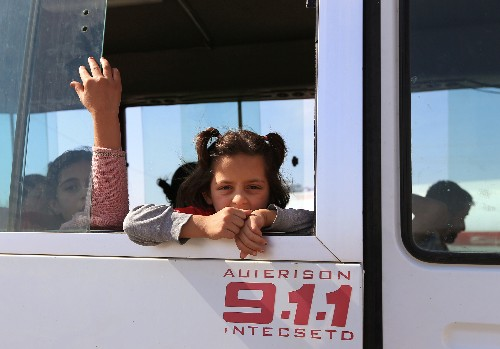 Syrian Kurds fleeing to Iraq wonder if life will ever be the same