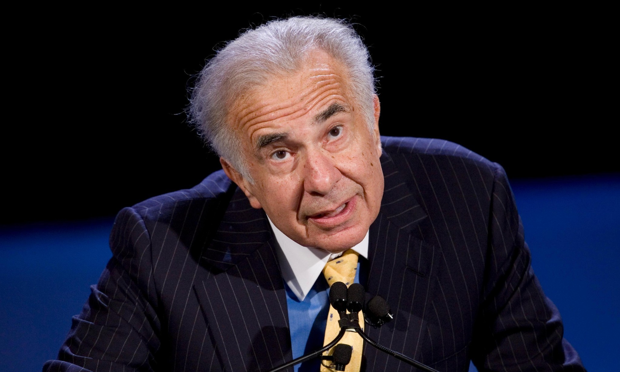 Trump adds billionaire Carl Icahn to team as special adviser on regulation