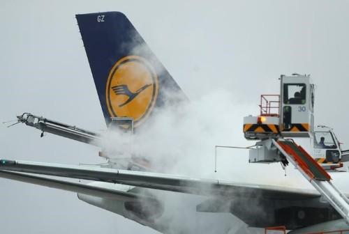 UFO und Lufthansa setzen Gespräche fort - Vorerst keine Streiks