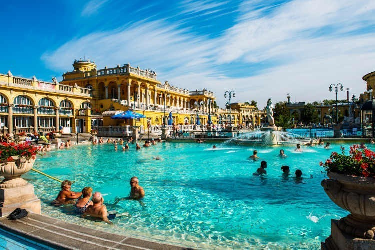 A guide to Budapest's thermal baths