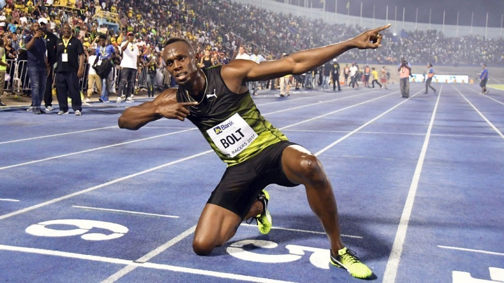 Usain Bolt predicts his world records could hold for 15-20 years
