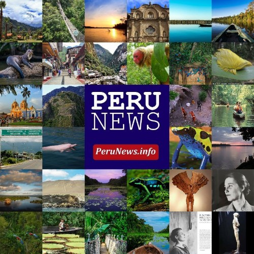 Perú News - Magazine cover