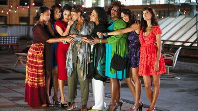 'For Colored Girls', 2010