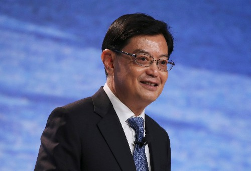 Singapore leader in waiting seen as 'cut from same cloth' as Lee family