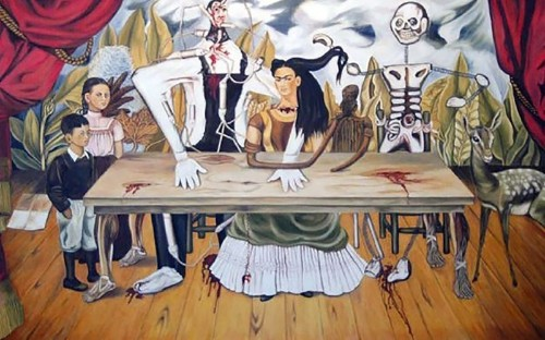 What Happened to Frida Kahlo's Missing Adultery Painting?