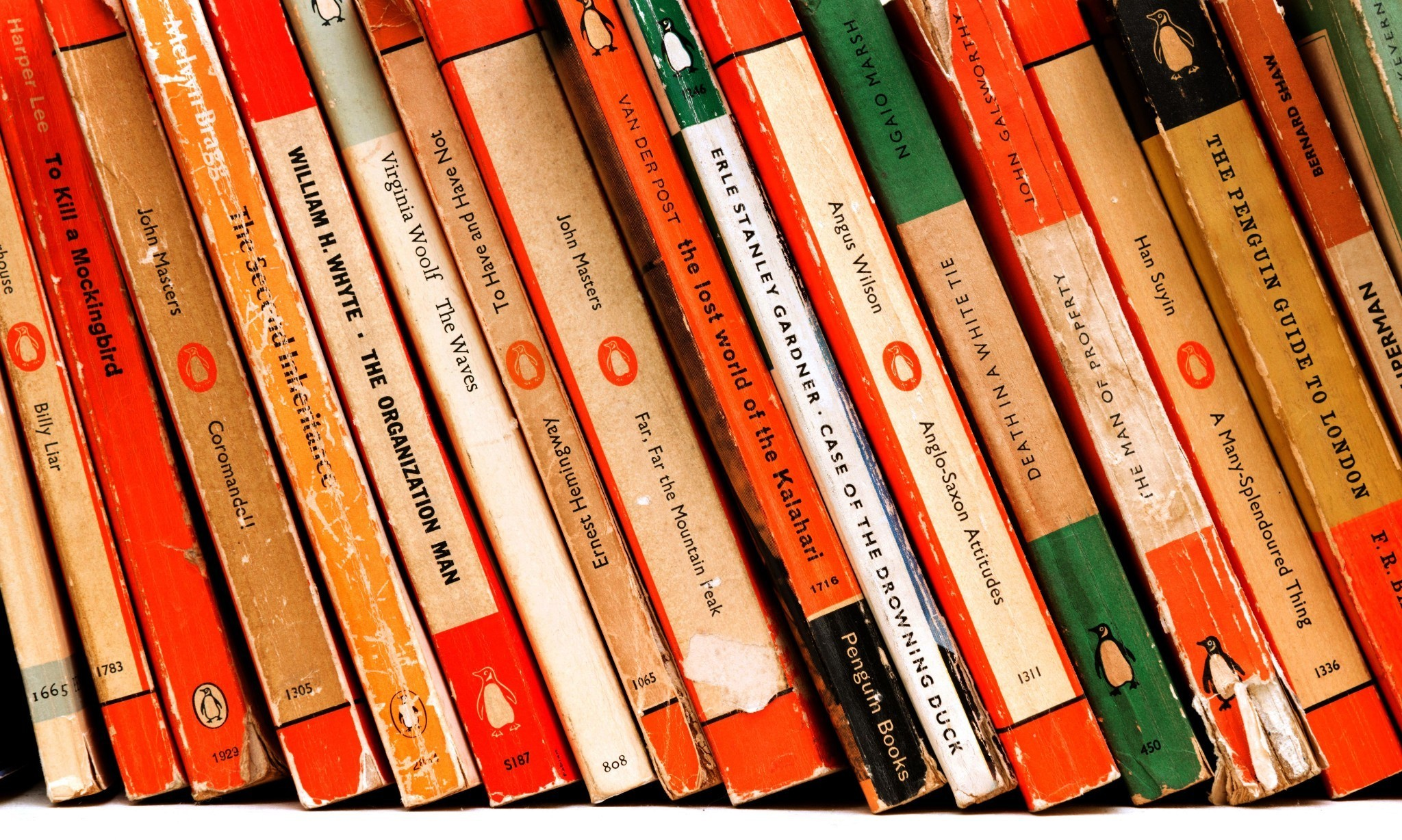 Fifty shades of shame (or why you won't find the books I read on my shelves)