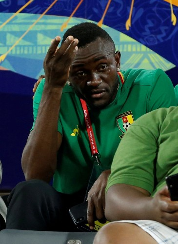 Cameroon request to replace striker with possible heart defect rejected