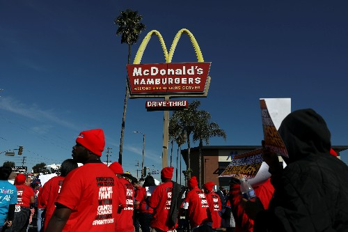 U.S. labor board limits companies' liability for franchisee labor-law violations