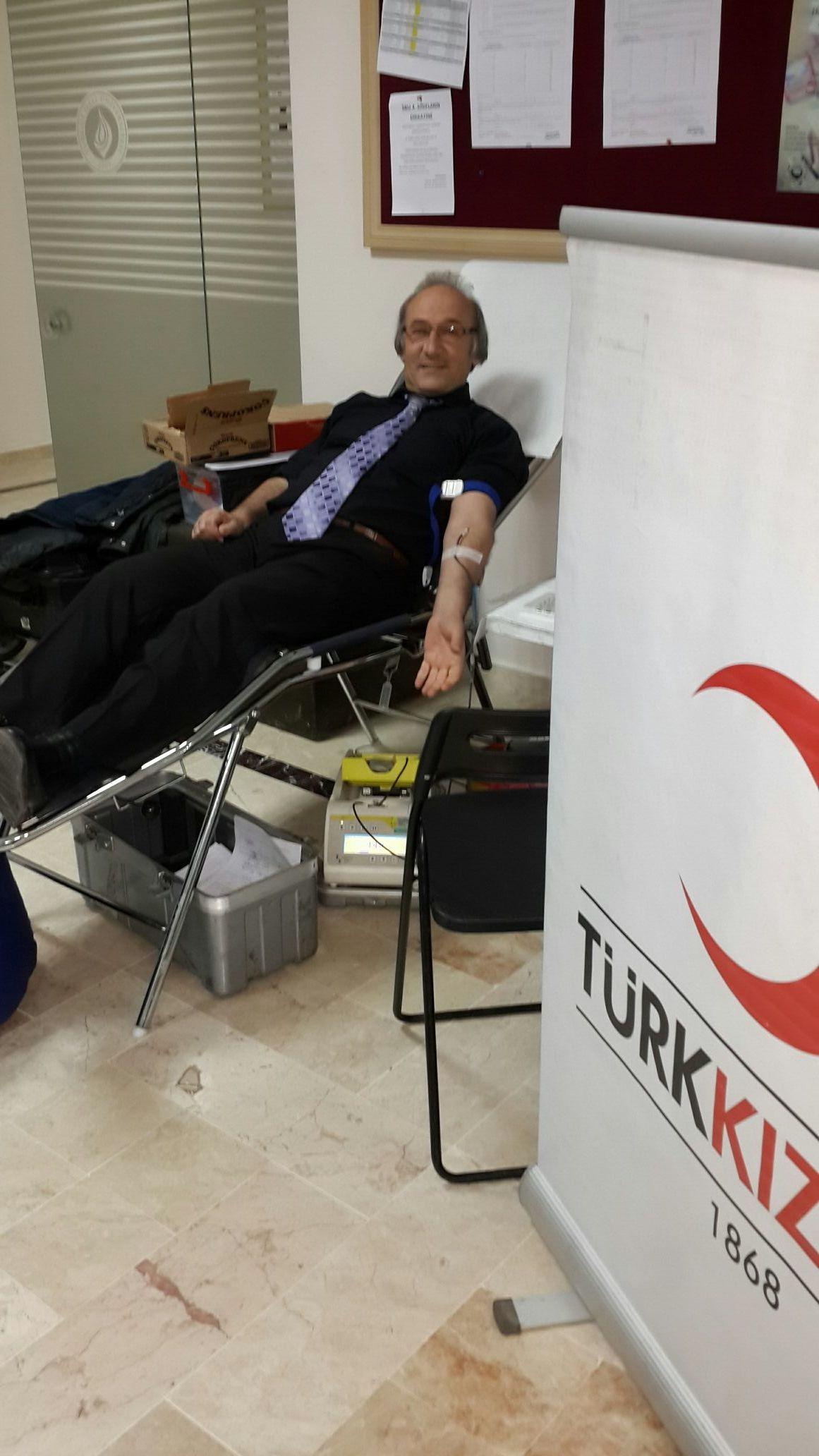 Kan bağışı, insani bir görevimiz