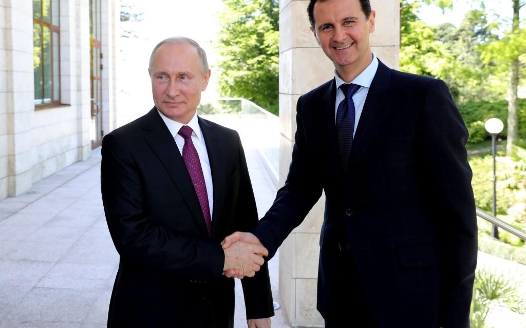 Putin cover image