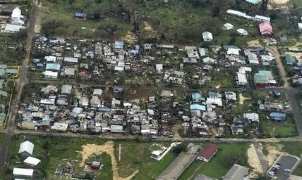 UN: 24 dead in Vanuatu after Cyclone Pam