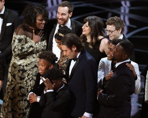 Moonlight, Not La La Land, Wins Best Picture at Oscars: Pictures