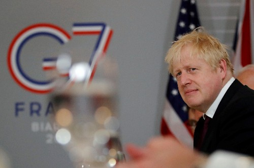 UK PM Johnson says 39 billion pound divorce bill not due in no-deal Brexit