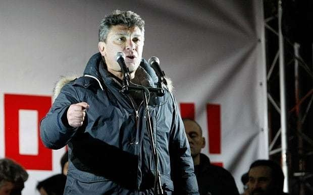 Veteran Russian opposition politician shot dead in Moscow