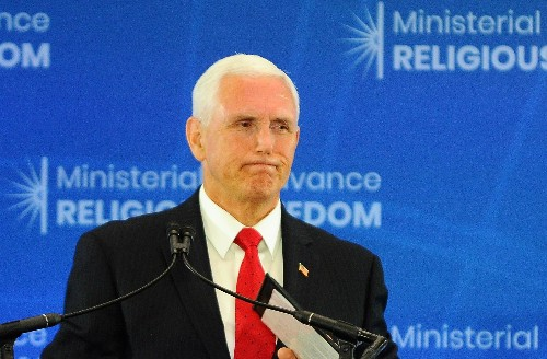 Pence says clock ticking on USMCA, but Democrats won't be rushed