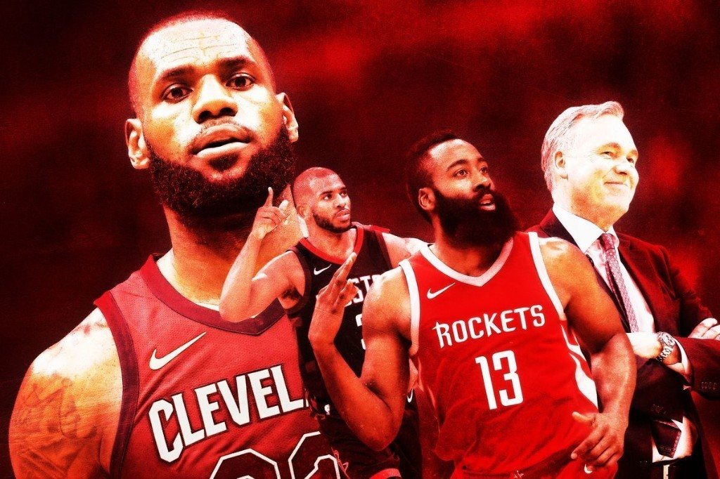 LeBron James Could Form the Superteam to End All Superteams in Houston