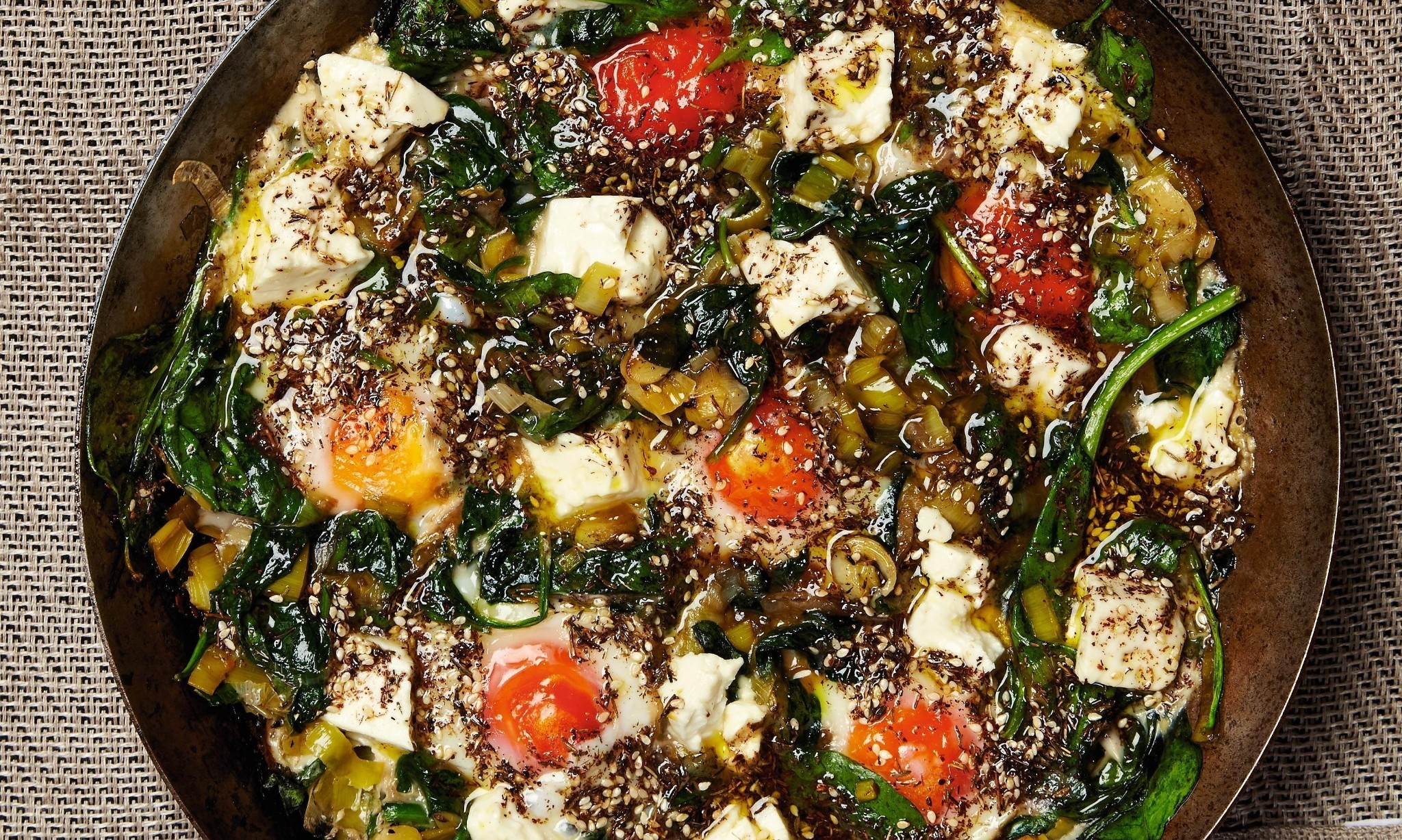 It's a cracker: Yotam Ottolenghi's braised egg recipes