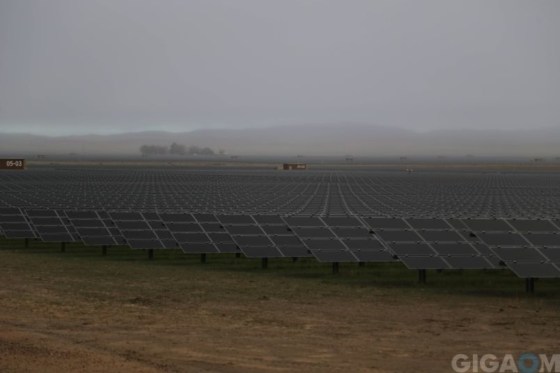 Special report: How the rise of a mega solar panel farm shows us the future of energy