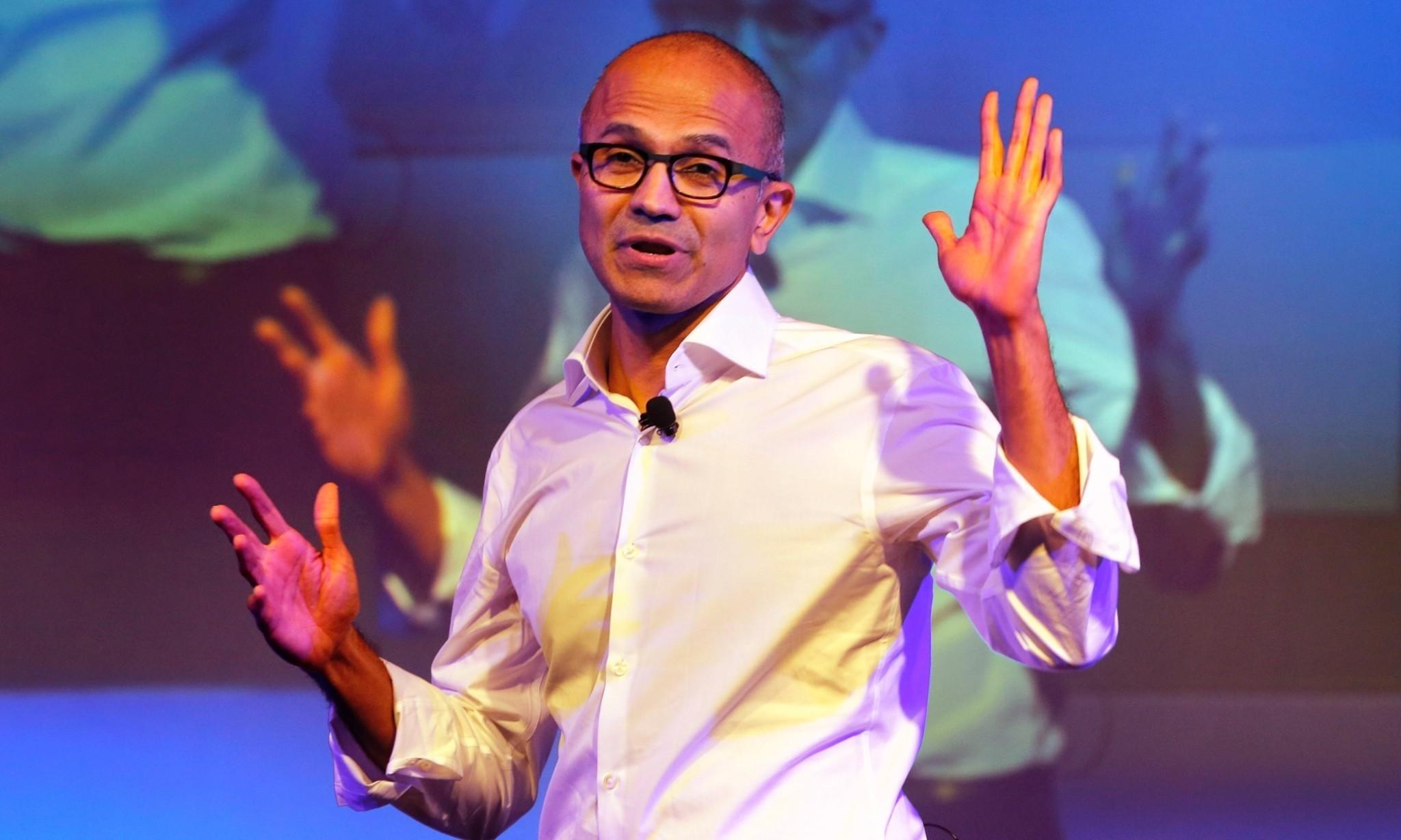 Microsoft CEO Satya Nadella: women, don't ask for a raise