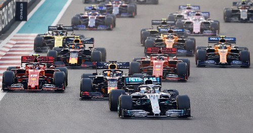 Motor racing: A season of sixes and sadness for F1
