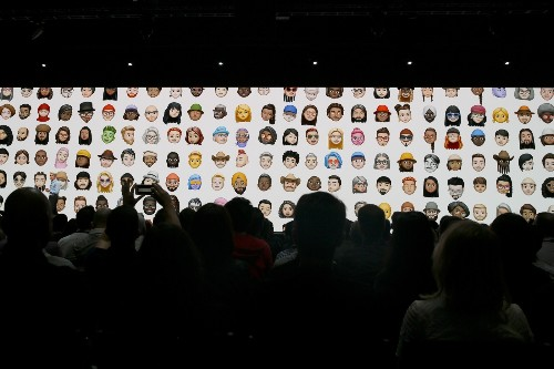 Scenes from the Apple Worldwide Developers Conference