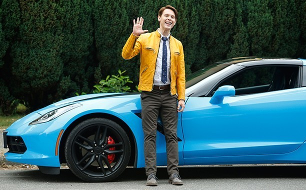 Dirk Gently's Holistic Detective Agency: EW review