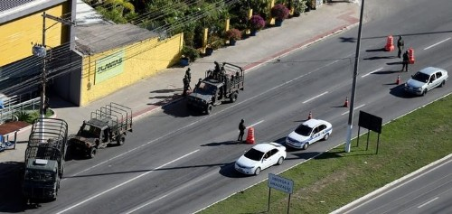 إنهاء جزئي لإضراب الشرطة البرازيلية بعد ارتفاع معدلات الجريمة