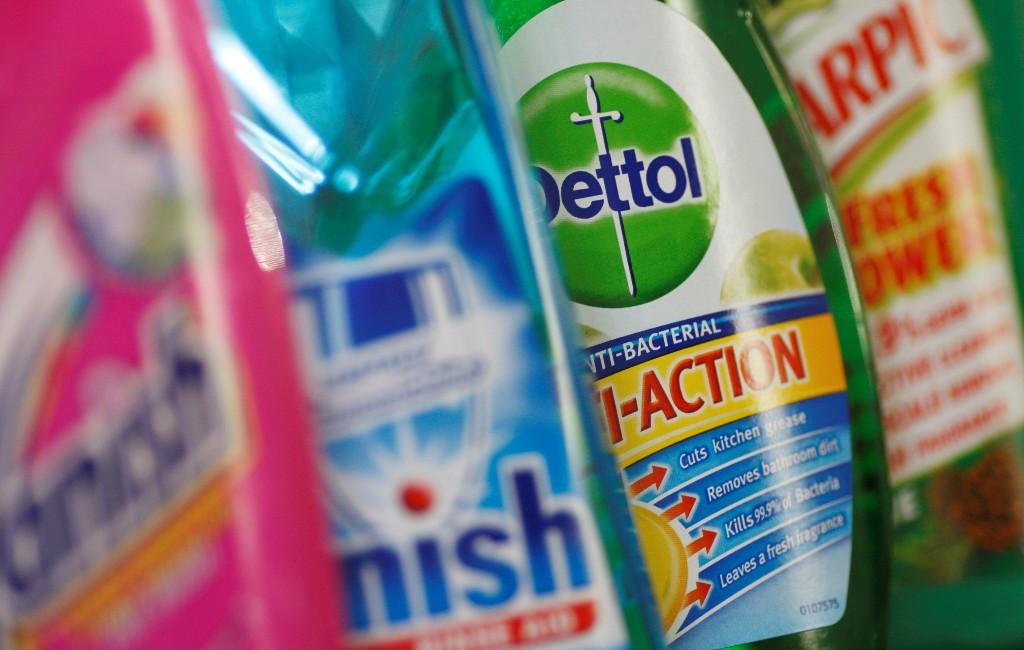 Pandemie treibt Geschäfte von Sagrotan-Hersteller Reckitt Benckiser