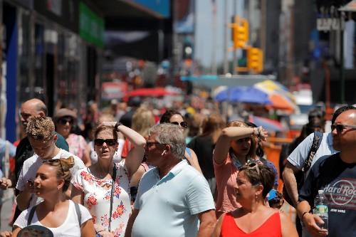Stimmung der US-Verbraucher besser als erwartet