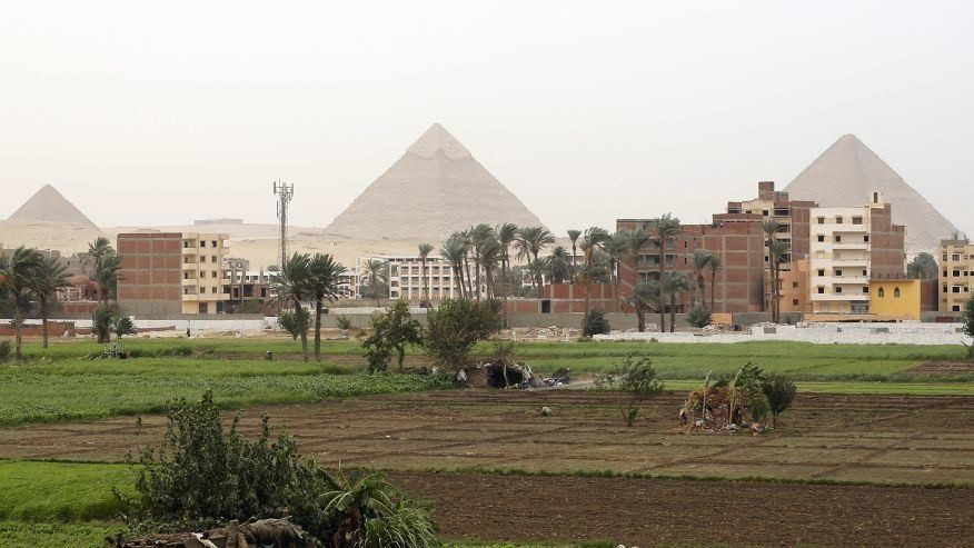 Illegal dig unearths ancient Egyptian temple
