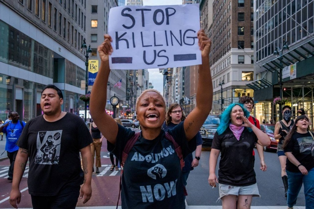 Taking a Stand Against Police Violence