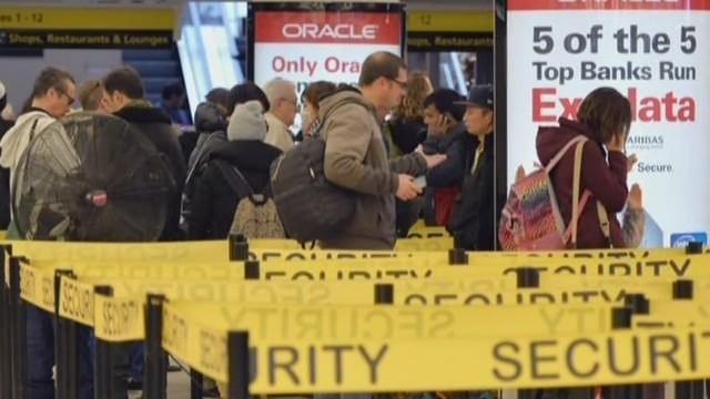 Ebola screenings at JFK airport