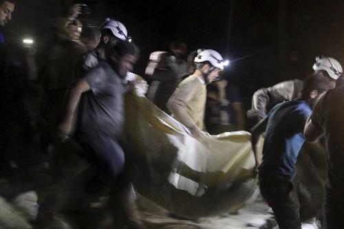 Air strikes hit Aleppo hospital, at least 27 killed: Observatory
