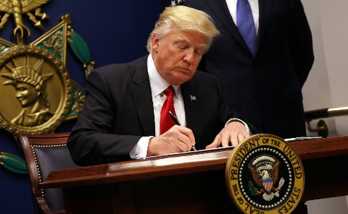 The Week in Review: Trump's Travel Order Controversy