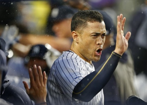 MLB notebook: Stanton on IL, to miss London trip