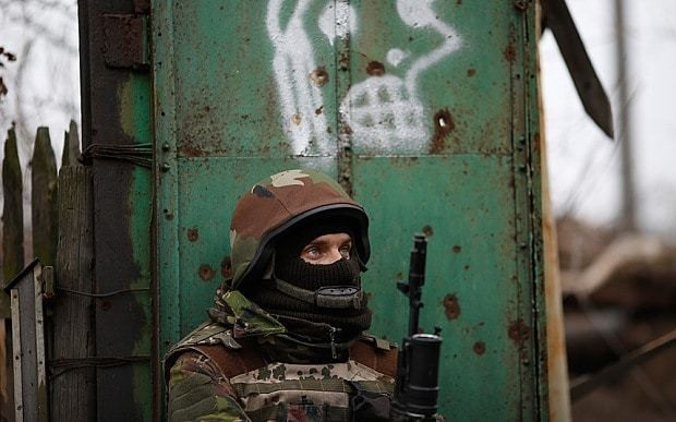 Ukraine's field army digs in for separatist offensive