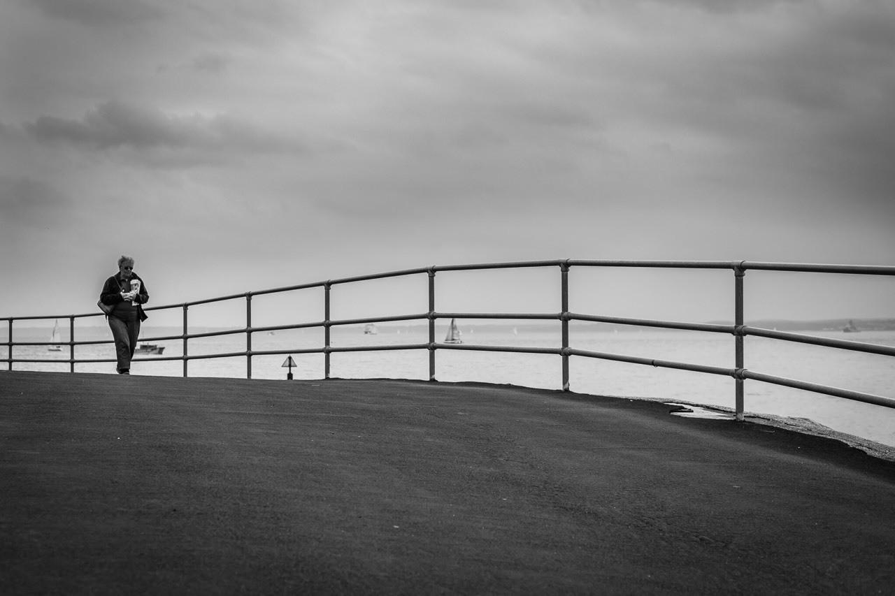 A Walk #streetphotography