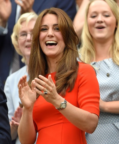 Royals, Celebs Dominate Wimbledon Day 9