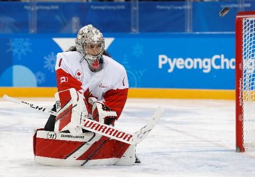 Ice hockey: Top women's players form union, seek North American league