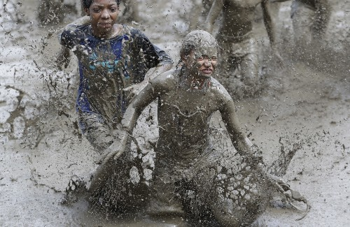The Annual Mud Day in Michigan: Pictures
