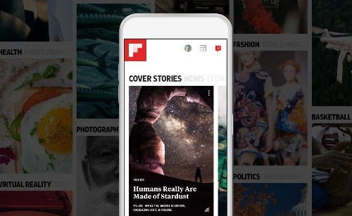 Announcing the All-New Flipboard, the Place for All Your Passions