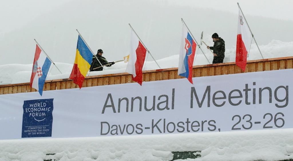 Europe readies riposte to Trump's 'America First' push in Davos