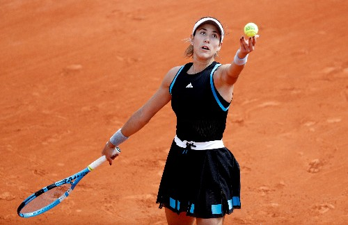 Tennis: Muguruza can win any tournament when she's at her peak, says Corretja